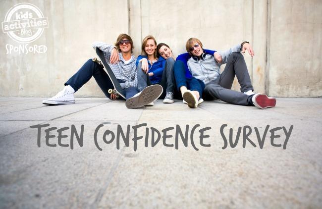 teen confidence survey