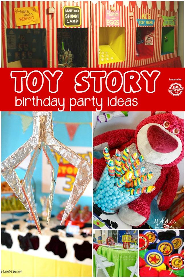 histoire de jouet