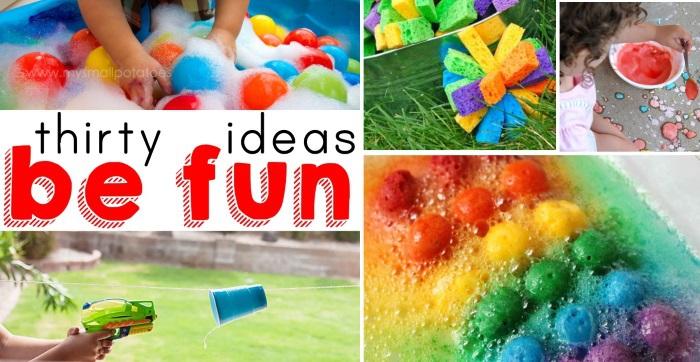 Fun Summer Ideas For Activities