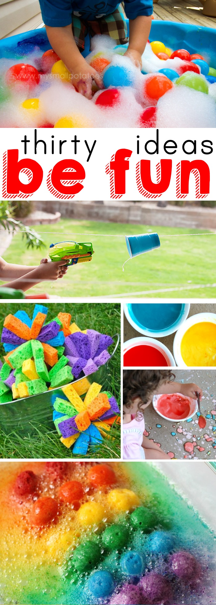 Summer ideas to keep the kids busy kids activities blog for Fun blog ideas