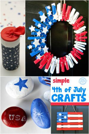 July 4th Activities, Printables & Goodies!
