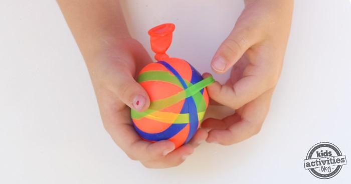 how to make balloon balls 2