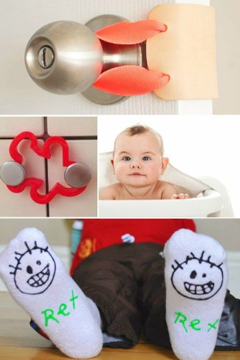 Baby Proofing DIY