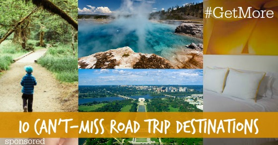 10 awesome family road trip destinations for Fun road trip destinations east coast