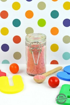 Bubblegum Bath Salts Featured