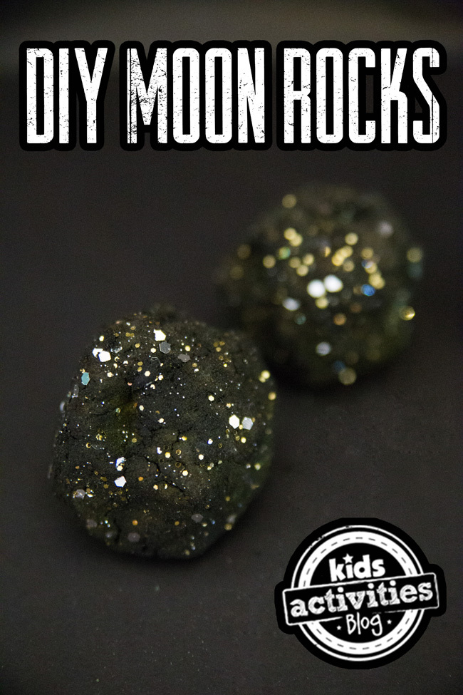 DIY Moon Rocks | Kids Activity | Kids Craft | Space Activity