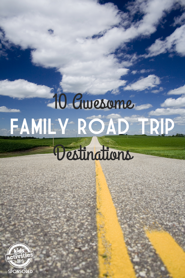 Family Road Trip Destinations