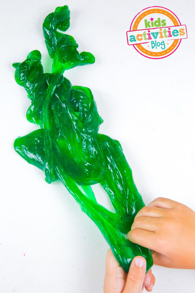 Two-Ingredient Gak