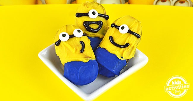 Minion Cookies Facebook