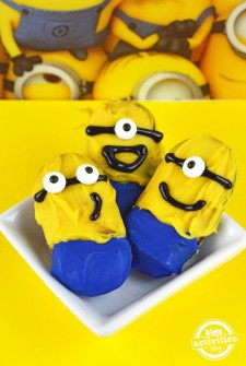 Minion Cookies Featured