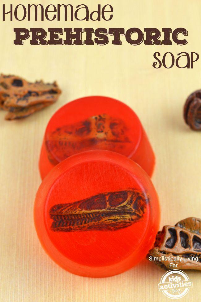 Prehistoric Soap