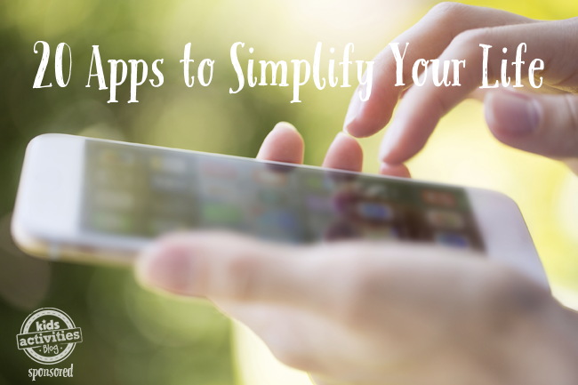 apps to simplfy