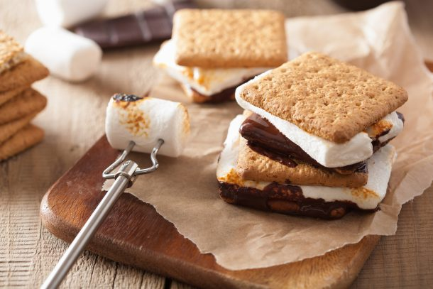 20 Amazing S'mores Recipes