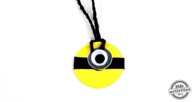 minion washer necklace Facebook