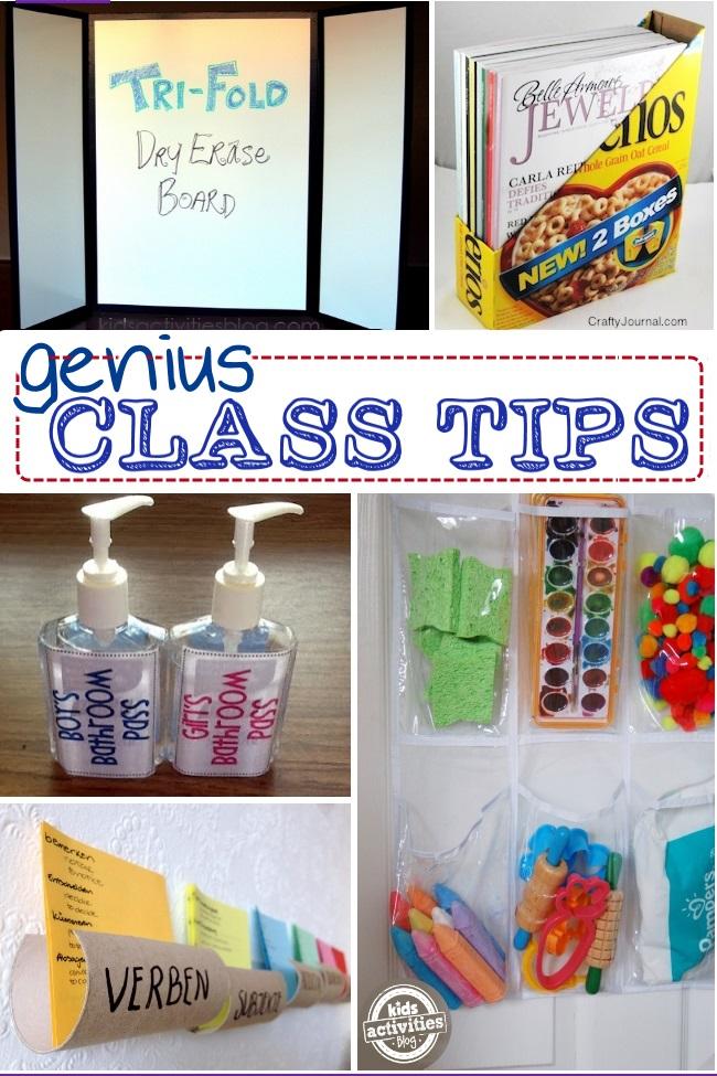 Classroom Hacks Kids Activities