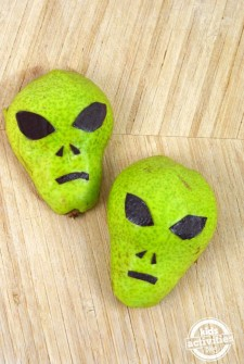 pear alien treat featured