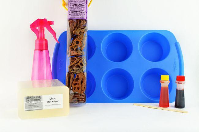 prehistoric soap supplies