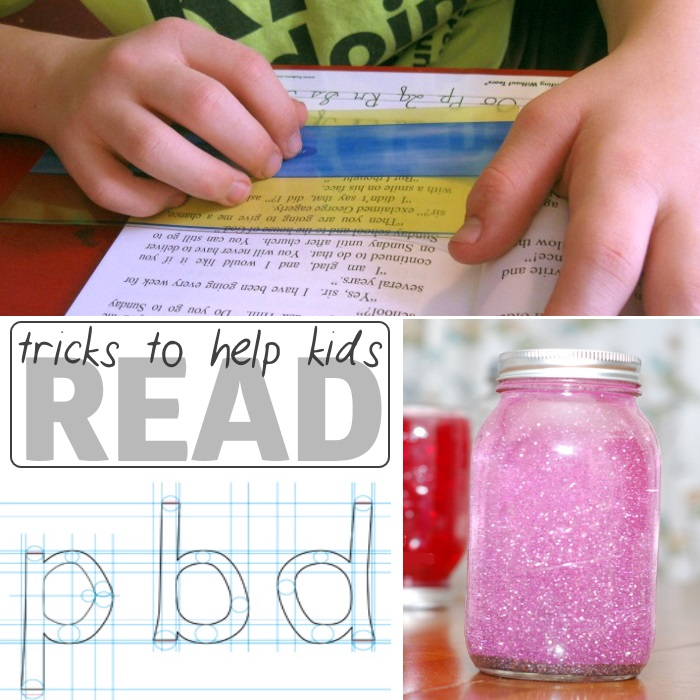 tricks to help kids read