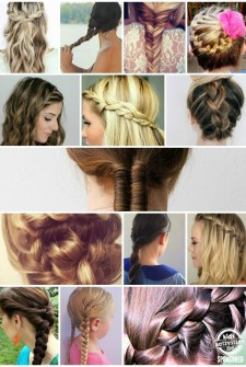 15 Fun Braid Hairstyles for Girls