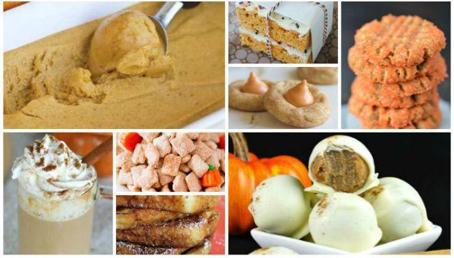25 pumpkin spice recipes 2