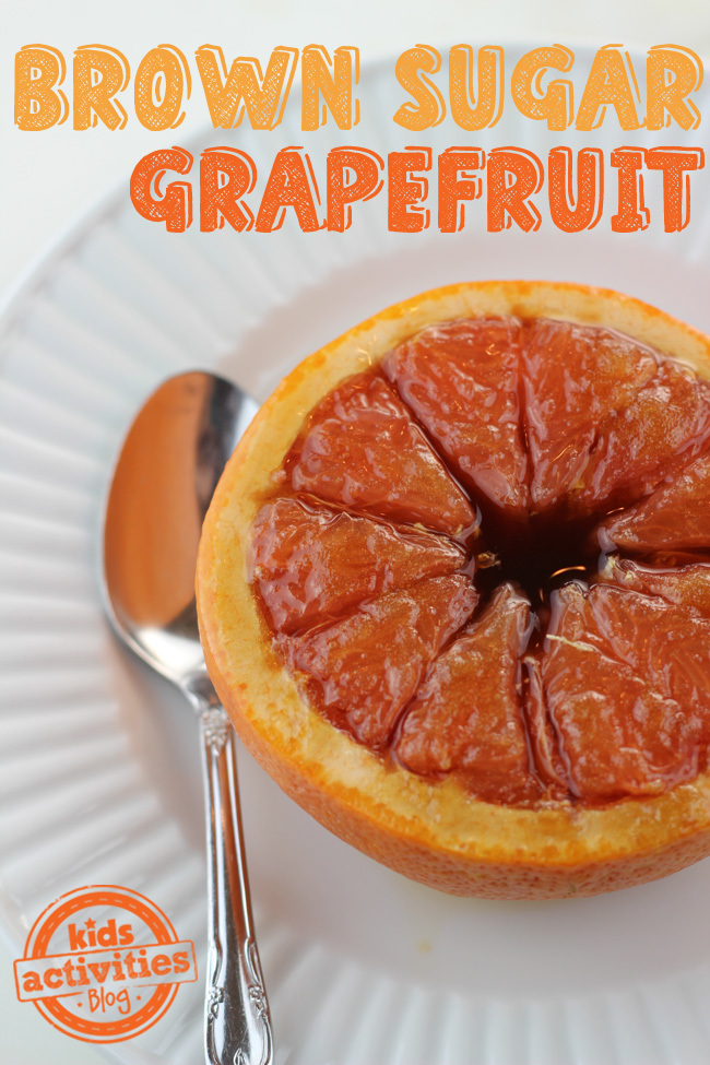 how to cut up a grapefruit