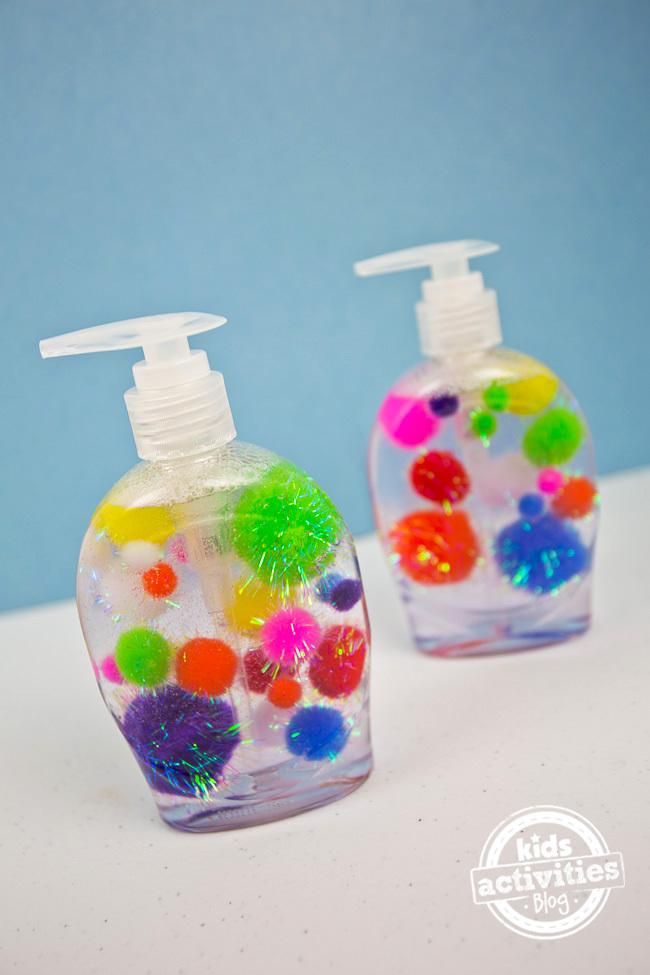 Pom Pom Soap