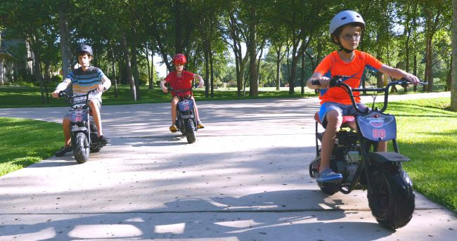 monster moto mini bikes - kids activities blog