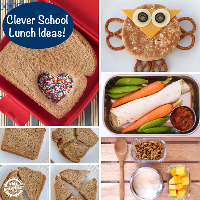 Awesome school lunch ideas for School lunch ideas