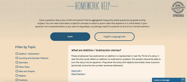 The Question Isnt How Much Homework Its >> 5 Ways To Help Your Kids With Homework