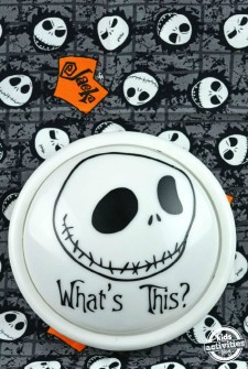 Make Your Own Jack Skellington Night Light