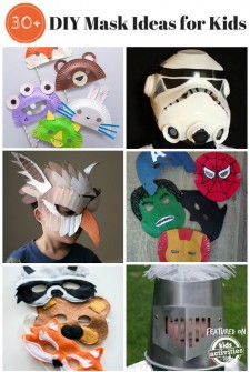 DIY Mask Ideas for Kids