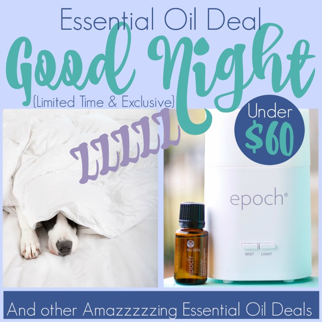 Essential Oil Deal