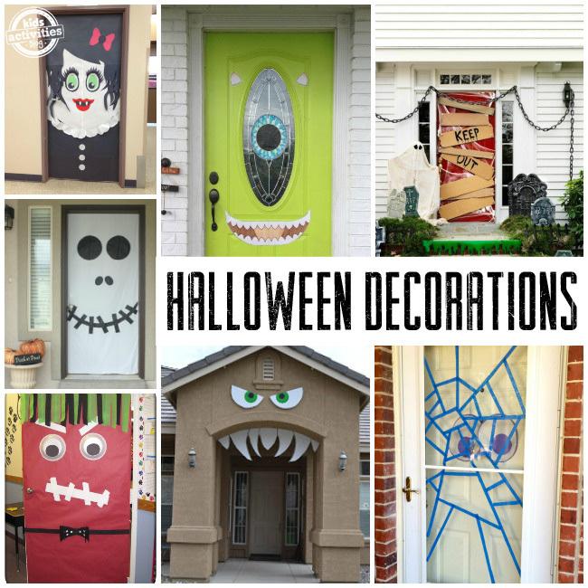 Halloween Doors Square 2