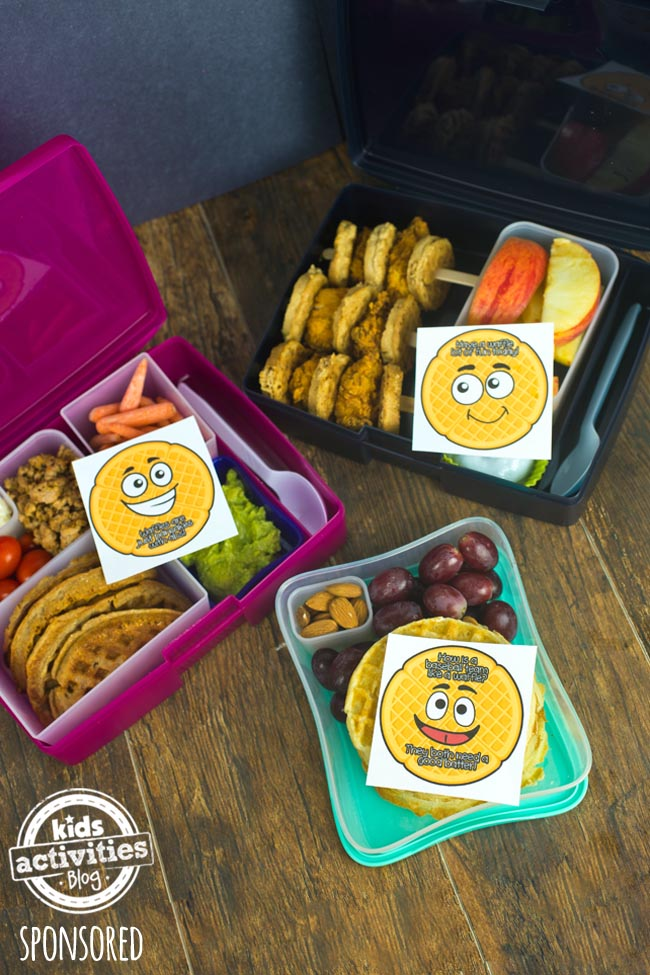 Easy Lunch Ideas Kids Will Actually Eat
