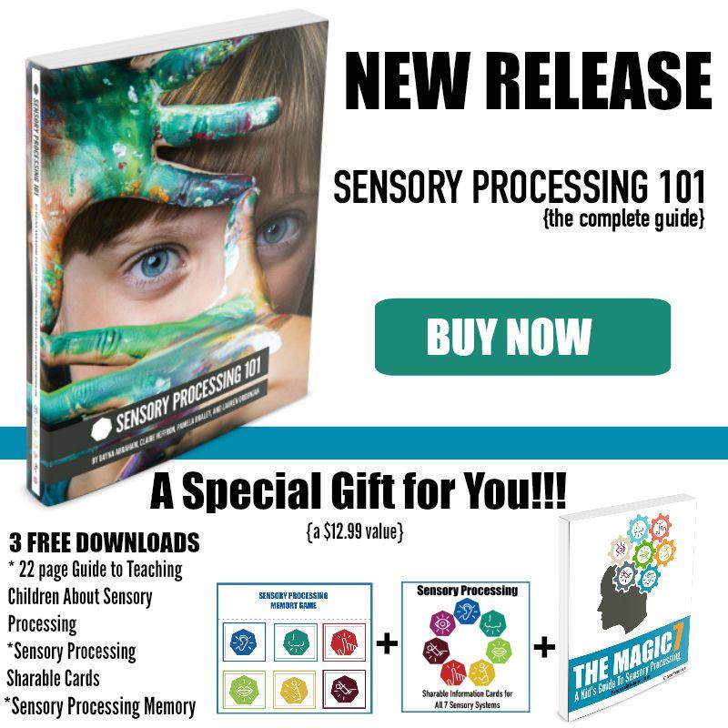 Sensory Processing 101 Special Deal