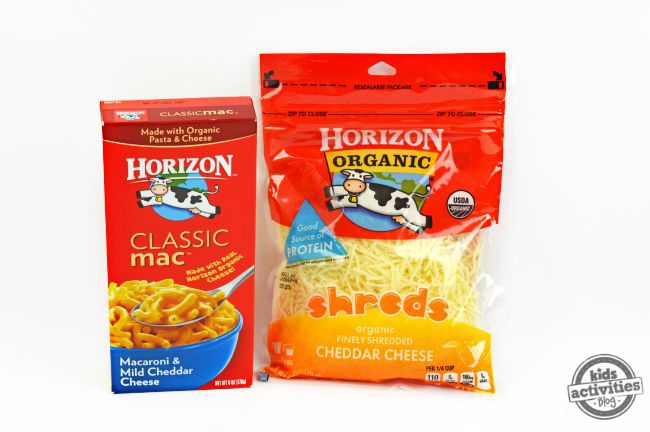 loaded mac and cheese muffins horizon products