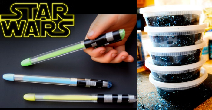 picture relating to Star Wars Printable Crafts known as Provide out the Stress - 30 Star Wars Crafts and Routines