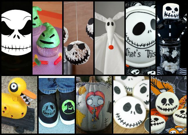 the nightmare before christmas ideas2
