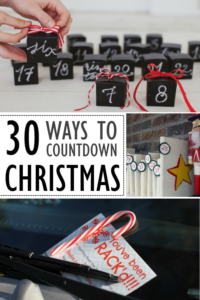 Advent Ideas for Christmas
