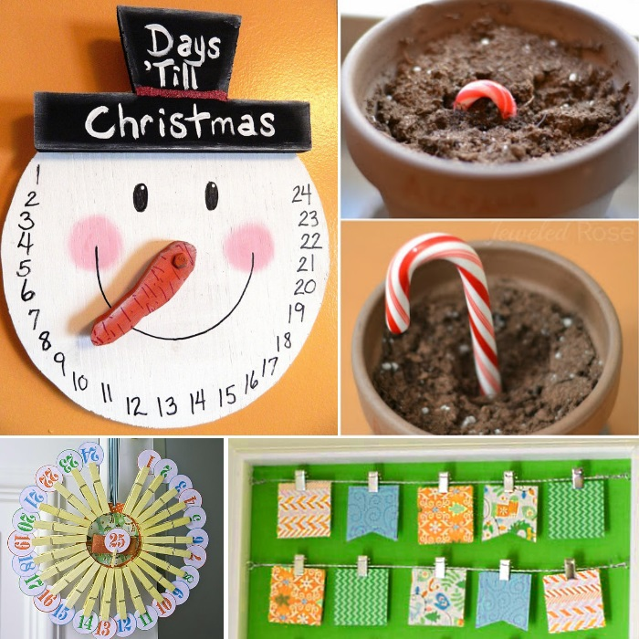 Ideas to countdown to christmas