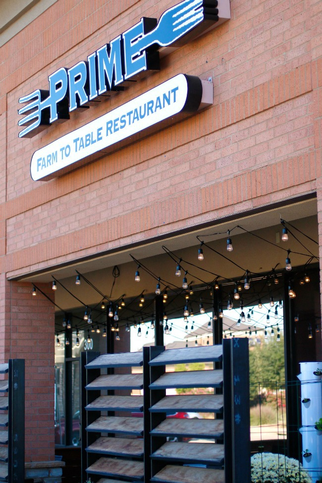Prime Restaurant Flower Mound