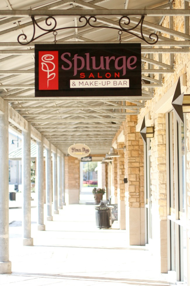 Splurge Salon Highland Village Texas