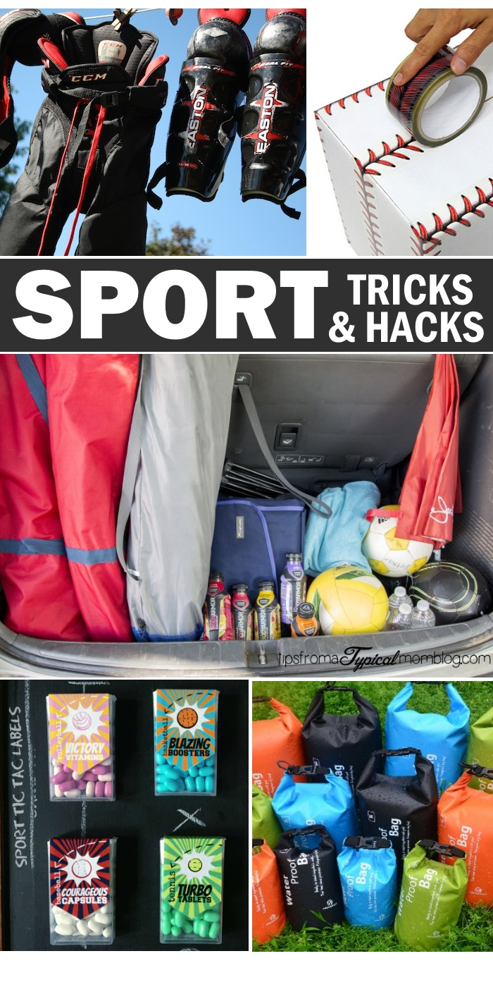 25 Ideas To Win At Being A Sports Mom
