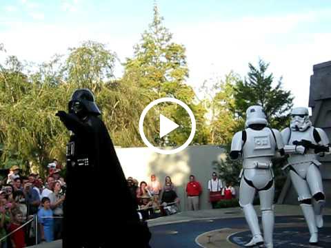 Vader Dancing