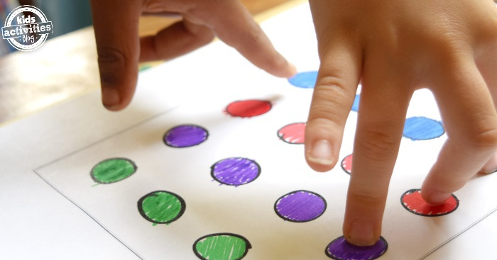 image relating to Finger Twister Printable named All Twisted Up!! An Useful Finger Activity