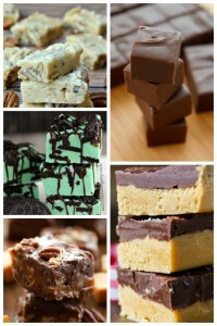 35 Ways To Make Fudge