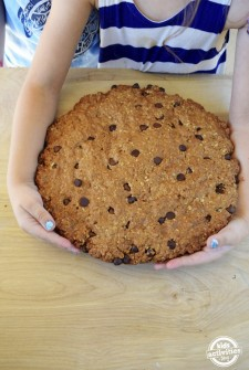 Bigger is Better – in Cookies