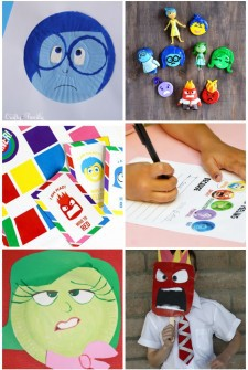 21 Inside Out Crafts & Activities