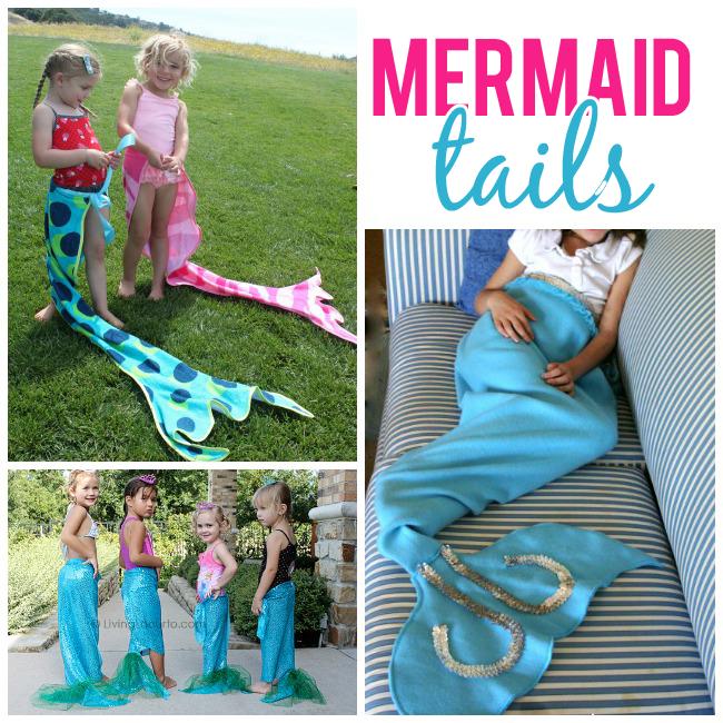 Mermaid Crafts Preschool