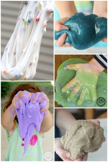 30 Ooey Gooey Slime Recipes